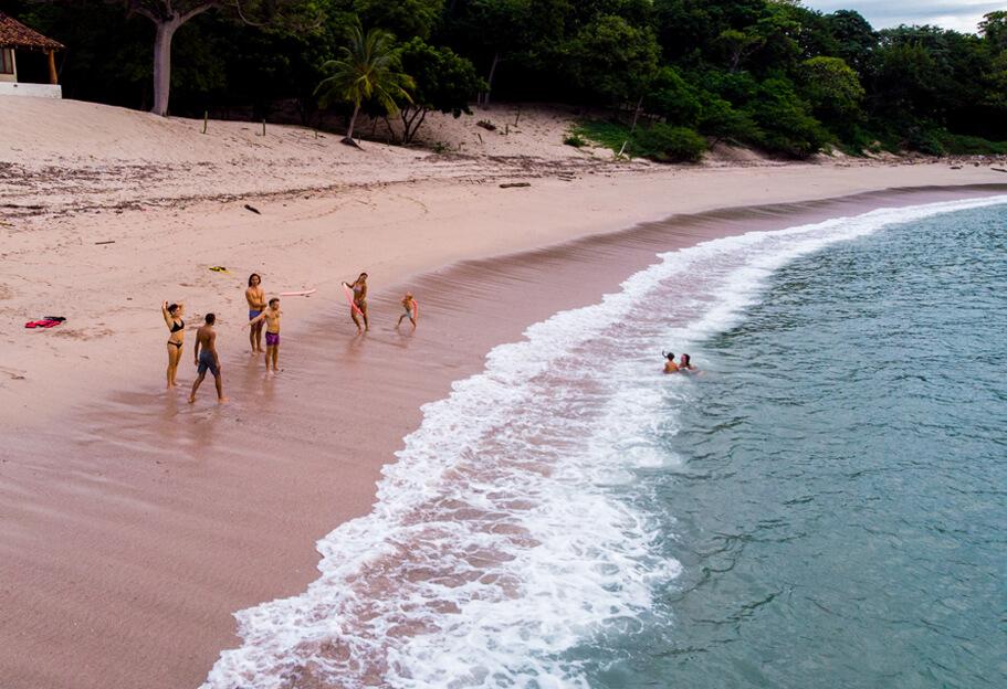Pacific Coast of Nicaragua |