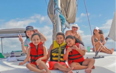 5 Tips for the Perfect Family Sailing Trip Vacation With Children